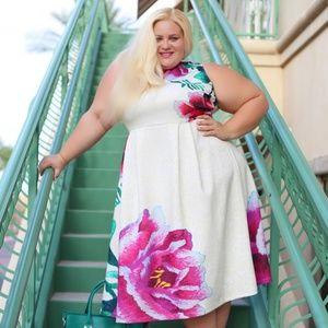 Dresses - My favorite floral dress